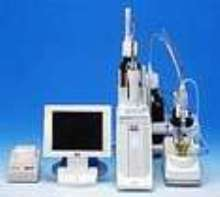 Coulometric/Volumetric Titrators have touch panel interface.