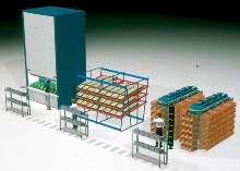 Vertical Lift Module optimizes storage space.