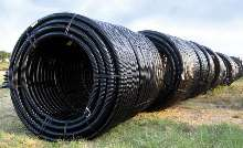 Energy Transfer Pipe handles hot or chilled water.