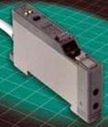 Fiber Optic Amplifiers feature push-button teach mode.