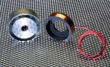 Voice Coil Actuator produces 9.5 lb of continuous force.