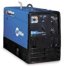 Welding Generators feature sunlight-readable digital meters.