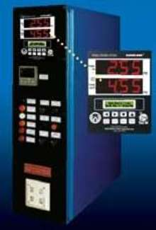 Batch Ovens include digital process timer.