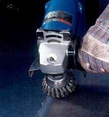 Angle Grinder Brushes eliminate vibration during use.