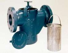 Basket Strainer protects piping system components.