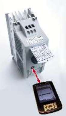 Micro AC Drives suit basic industrial applications.