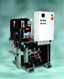 Chillers provide continuous cooling from 20-65°F.