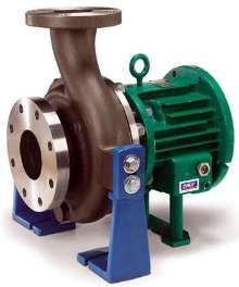 Pump Frame prevents premature bearing/seal failure.