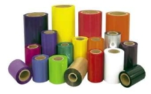 Printer Ribbons are available in variety of colors.