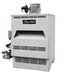Residential Boiler ranges from 45,000-260,000 btu/hr.