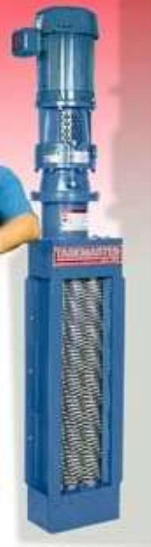 Twin Shaft Grinder eliminates cutter stack re-tightening.