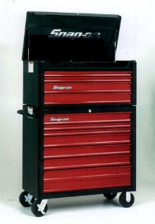 Tool Storage Units provide 25,000 cu-in. storage space.