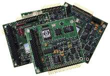 PC/104 Analog Cards are suited for various applications.