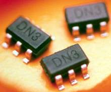 Multi-Channel Steering Diode Array offers ESD protection.
