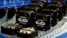 Configurable Dual Winding Inductors provide EMI shielding.