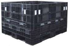 Collapsible Container offers 2,000 lb capacity.