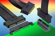 Edge Card Cable System comes with 8-32 differential pairs.