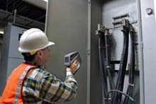 Thermal Imaging System provides predictive maintenance.