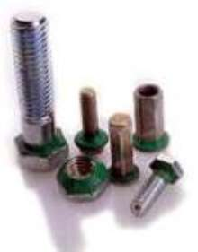 Coating creates gasket-like seal at pressure to 500 psi.