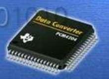 Analog-to-Digital Converters target audio applications.