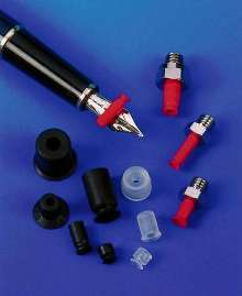 Vacuum Suction Cups match EOAT requirements.