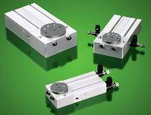 Rotary Actuator fits in confined spaces.