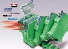 Fiber Optic Converter suits control cabinet applications.