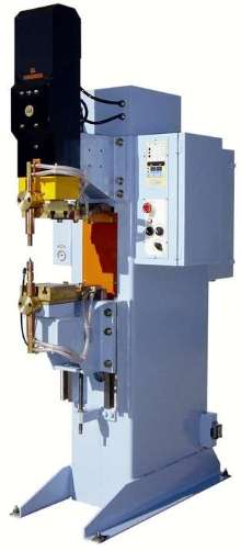 Pedestal Welder is built for heavy-duty applications.