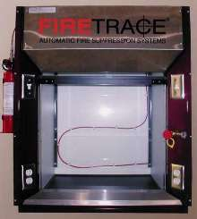 Fume Hood Fire Suppression System activates instantly.