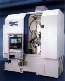 Gear Grinder eliminates undulated form errors.