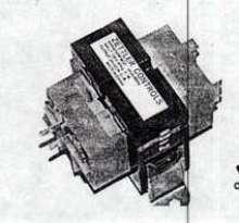 Power Transformer suits HVAC/R applications.