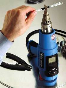 Contractor-Grade Heat Guns have ergonomic design.