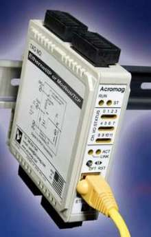 Remote I/O Modules eliminate need for buscoupler devices.