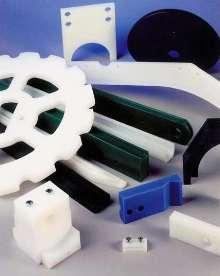 Machining Service produces custom plastic components.