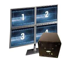 Network Video Recorder offers video wall support.