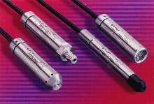 Level Transducers also send temperature signal.