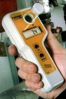 Meter facilitates testing of molybdate formulations.
