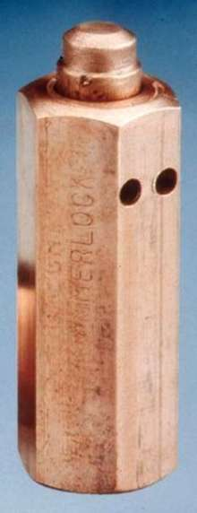 Grounding Connector suits parallel-through applications.