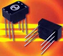 Miniature Pulse Transformer meets Mil-PRF-21038 specs.