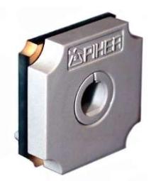 Rotary Sensor/Control offers 360° electrical angle.