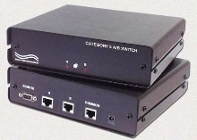 A/B Switch suits fallback network applications.