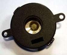 Piezo Audio Transducer produces 102 dB output.