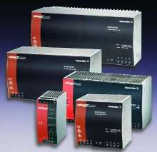Regulated Power Supplies power DC control systems.