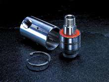 Rotary Union suits abrasive fluid applications.