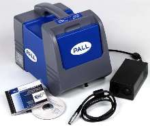 Contamination Monitors perform fluid cleanliness analysis.