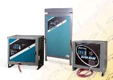 Battery Chargers suit material handling applications.