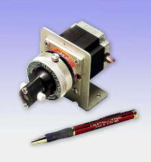 Metering Pump offers sub-microliter dispensing.