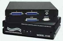 Network A/B Switch keeps data flowing.