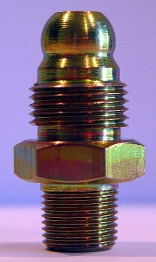 Tube Fittings help overcome alignment problems.