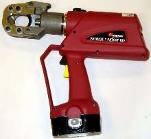 Hydraulic Cutter is battery-actuated.